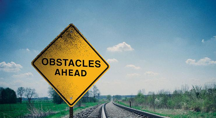 Possible Obstacles - Magazine cover